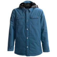 Quiksilver Amplify Ski Jacket - Waterproof, Insulated (For Boys) in Moroccan Blue - Closeouts