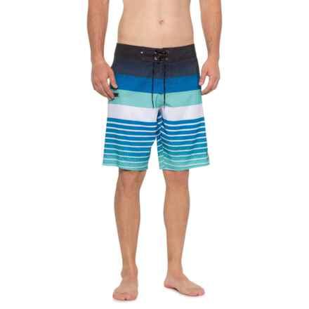 2882d4350b Quiksilver Caliber Boardshorts (For Men) in Dark Denim - Closeouts