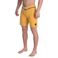 Quiksilver Classic Yoke Boardshorts (For Men) in Yellow - Closeouts