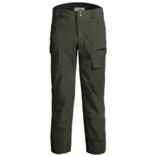 Quiksilver Dark and Stormy Snow Pants - Waterproof (For Men) in Black - Closeouts