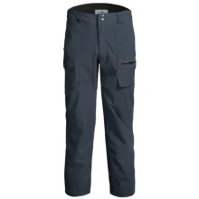 Quiksilver Dark and Stormy Snow Pants - Waterproof (For Men) in Dark Denim - Closeouts
