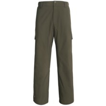 Quiksilver Drill Shell Snow Pants (For Men) in Dark Army Green - Closeouts