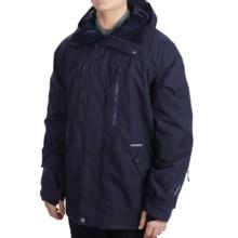 Quiksilver Eastwood Gore-Tex® Jacket - Waterproof (For Men) in Navy Blazer - Closeouts
