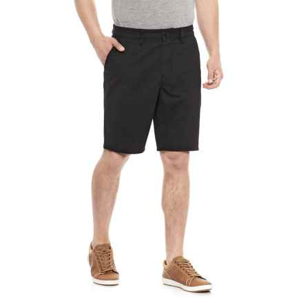 Quiksilver Everyday Chino Shorts (For Men) in Midnight - Closeouts