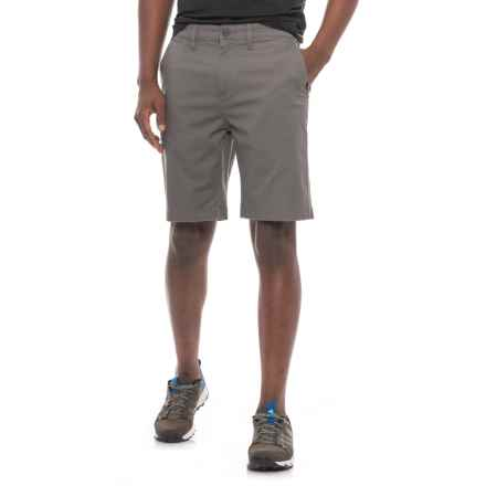 Quiksilver Everyday Union Stretch Chino Shorts (For Men) in Castlerock - Closeouts