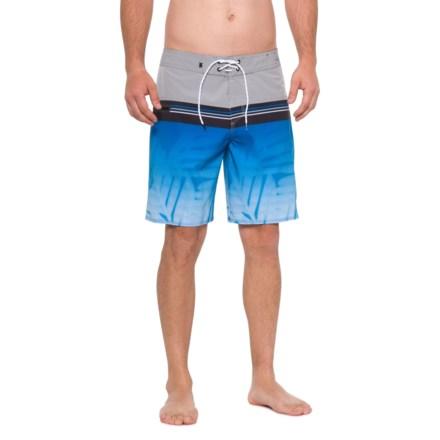 "74811039d92 mens swimwear briefs · Quiksilver Highline Division Boardshorts - 19"" (For  Men) in Malibu"
