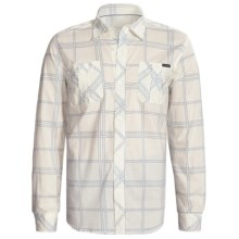 Quiksilver Jacob Shirt - Long Sleeve (For Men) in Royal - Closeouts