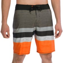 Quiksilver Kelly Boardshorts (For Men) in Metal - Closeouts