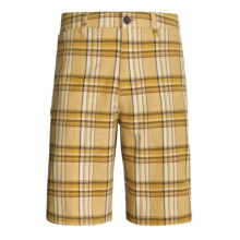 Quiksilver Lotus Shorts (For Men) in Yellow - Closeouts