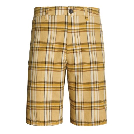 Quiksilver Lotus Shorts (For Men) in Yellow