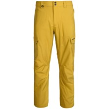 Quiksilver Mission Shell Snow Pants - Waterproof (For Men) in Olive Oil - Closeouts