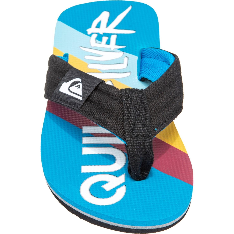 d09b11c448 Quiksilver Molokai Layback Flip-Flops (For Boys) - Save 64%