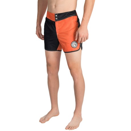Quiksilver Nylon Original Scallop Jester Boardshorts (For Men)
