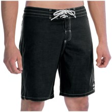 Quiksilver Original Basic Boardshorts (For Men) in Anthracite - Closeouts