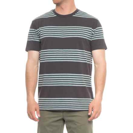 Quiksilver Petoo Sage T-Shirt - Short Sleeve (For Men) in Tarmac - Closeouts