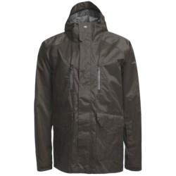 Quiksilver Piranha 5K Shell Jacket (For Men) in Dark Army Green
