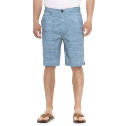 Quiksilver Platypus Shorts (For Men) in Federal Blue - Closeouts