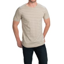Quiksilver Runner T-Shirt - Short Sleeve (For Men) in Rainy Day - Closeouts
