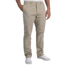 Quiksilver Seafarer Twill Chino Pants (For Men) in Dusky Orchif - Closeouts