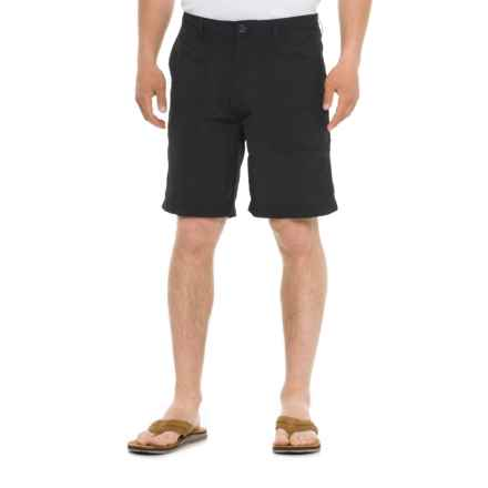 Quiksilver Tactics Amphibian Shorts (For Men) in Black - Closeouts