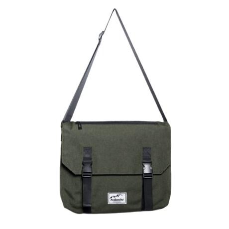 Quincy Messenger Bag
