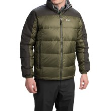Rab Arete Down Jacket - 650 Fill Power (For Men) in Camo - Closeouts