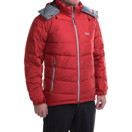 Rab Ascent Down Jacket 650 Fill Power (For Men)