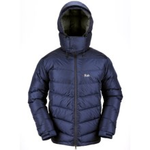 Rab Ascent Down Jacket - 650 Fill Power (For Men) in Twighlight - Closeouts