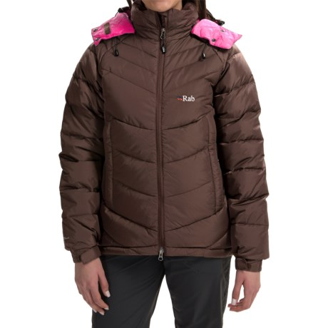Rab Ascent Down Jacket 650 Fill Power (For Women)