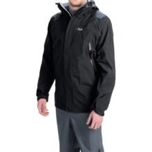 Rab Bergen Jacket - Waterproof (For Men) in Black - Closeouts