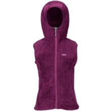 Rab Boulder Vest - Polartec® Thermal Pro® Fleece, Hooded (For Women) in Poison - Closeouts