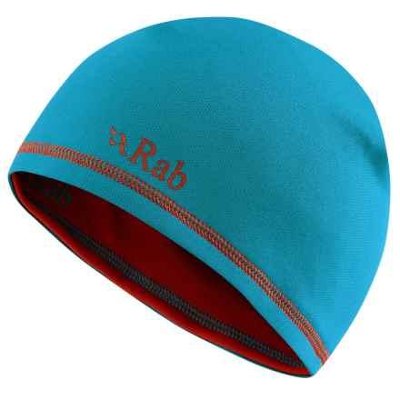 Rab DRYflo® Reversible Beanie (For Men) in Blue Jay - Closeouts