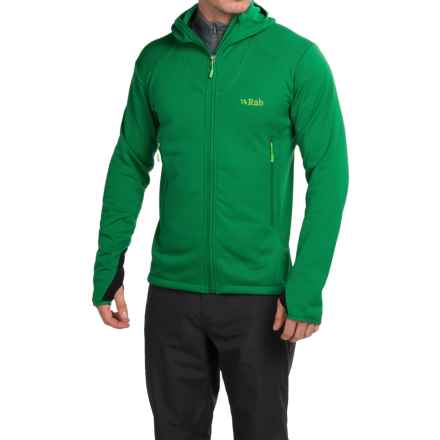 Rab Exile Polartec® Wind Pro® Fleece Jacket (For Men) in Flash - Closeouts