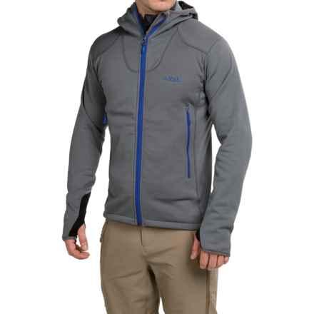 Rab Exile Polartec® Wind Pro® Fleece Jacket (For Men) in Smoke/Slate - Closeouts