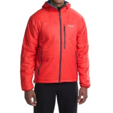 Rab Generator X Jacket - Insulated (For Men) in Firecracker - Closeouts
