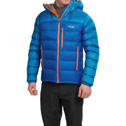 Rab Infinity Endurance Down Jacket - 850 Fill Power (For Men) in Maya - Closeouts