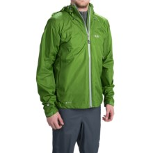 Rab Kinetic Jacket - Waterproof (For Men) in Apple - Closeouts