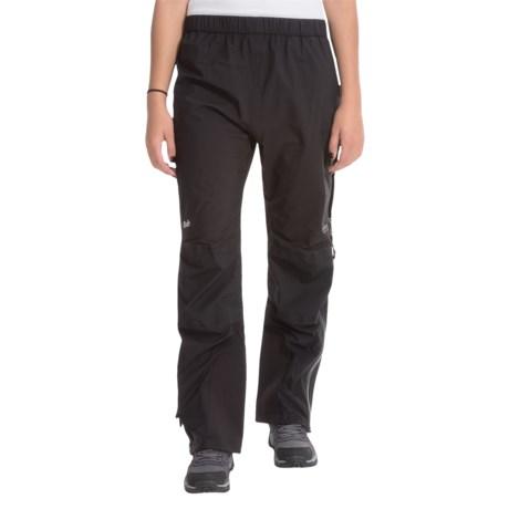 photo: Rab Women's Latok Alpine Pant waterproof pant