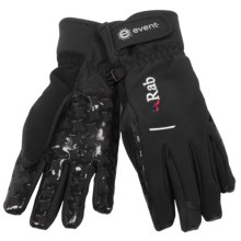 Rab Latok Gloves - Waterproof, Insulated (For Women) in Black - Closeouts