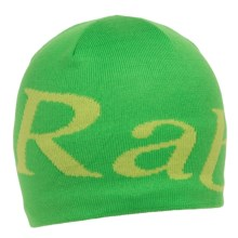 Rab Logo Beanie Hat (For Men) in Apple - Closeouts