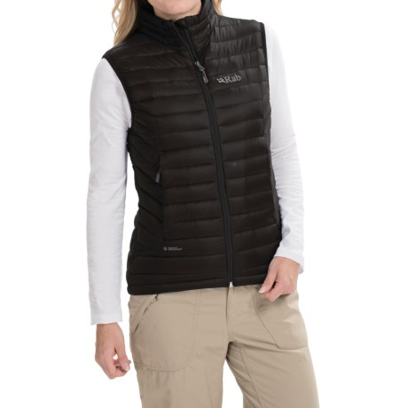Rab Microlight Vest 750 Fill Power (For Women)