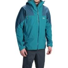 Rab Mountain Dru Jacket - Waterproof (For Men) in Blazon - Closeouts