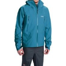 Rab Myriad Polartec® Neoshell® Jacket - Waterproof (For Men) in Merlin - Closeouts