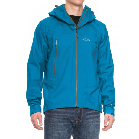 Rab Myriad Pro Polartec® NeoShell® Jacket - Waterproof (For Men) in Maya
