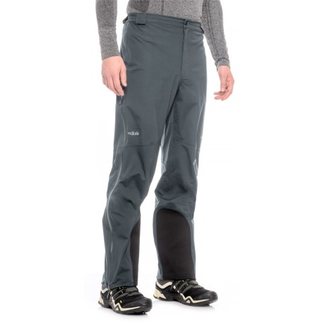 Rab Myriad Pro Polartec® NeoShell® Pants - Waterproof (For Men) in Beluga