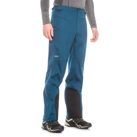 Rab Myriad Pro Polartec® NeoShell® Pants - Waterproof (For Men) in Ink