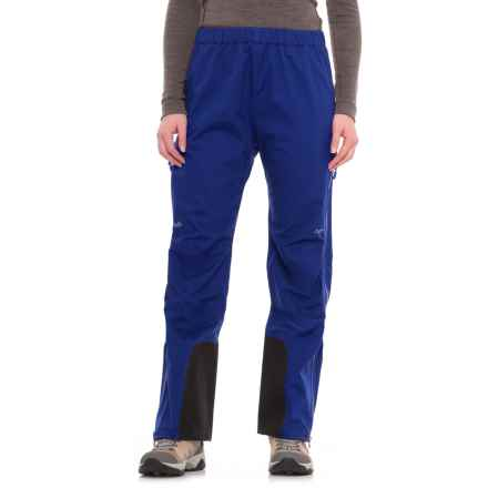 Rab Myriad Pro Polartec® NeoShell® Pants - Waterproof (For Women) in Amethyst - Closeouts