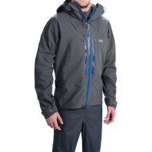Rab Neo Guide Jacket - Waterproof (For Men) in Shark - Closeouts