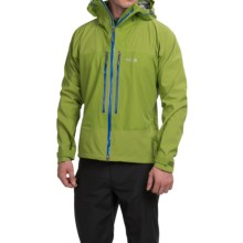Rab Neo Guide Polartec® NeoShell® Jacket - Waterproof (For Men) in Pear - Closeouts