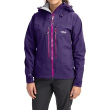 Rab Neo Guide Polartec® NeoShell® Jacket - Waterproof (For Women) in Juniper - Closeouts
